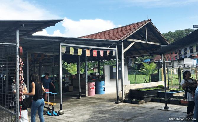 Farmart Animal Corner, Sungei Tengah