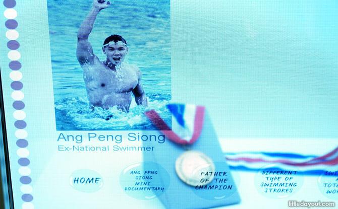 Ang Peng Siong's Medal
