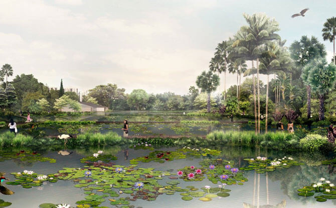 Events & Activities at Jurong Lake Gardens (27 April - 5 May)