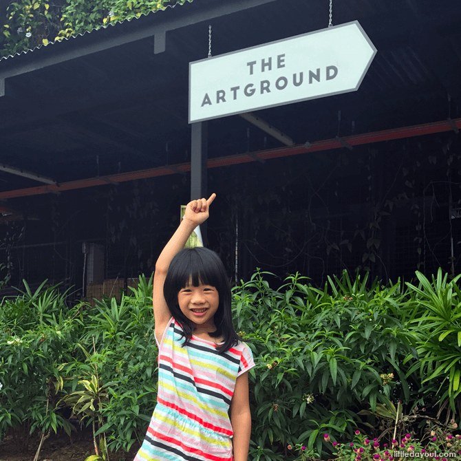 The Artground, Goodman Arts Centre