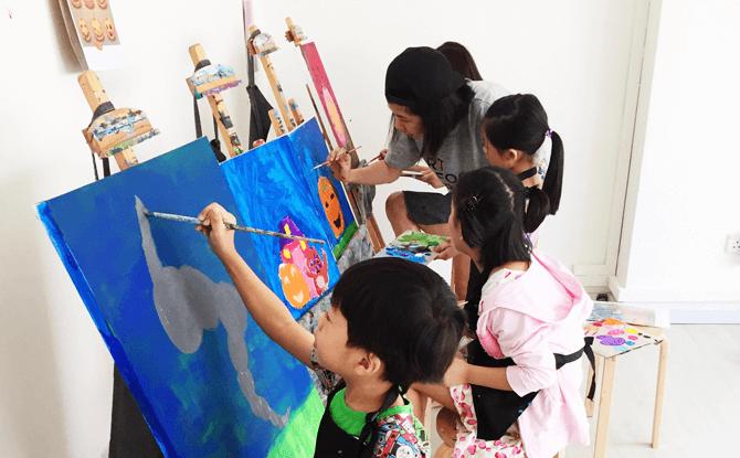 Artify Studios - Art Jamming In Singapore