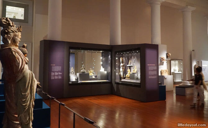 Gallery on Asian Religions at the Asian Civilisations Museum