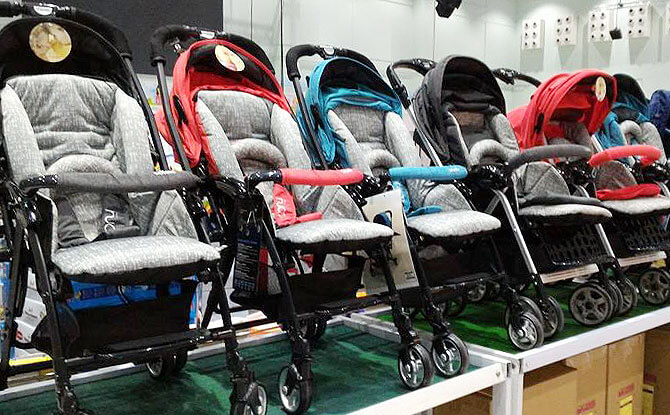 Baby Kingdom Strollers - Where to buy strollers in Singapore