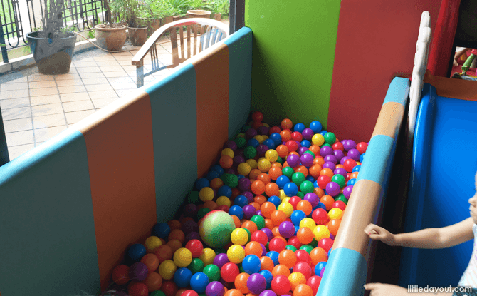 Mini Ball Pond