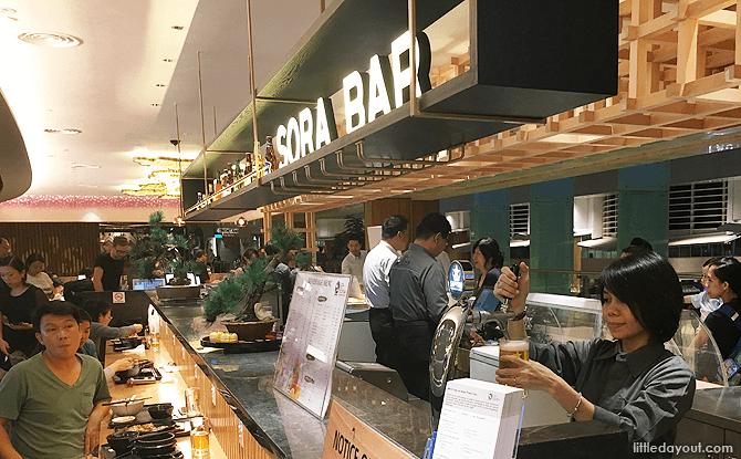 SORA Bar
