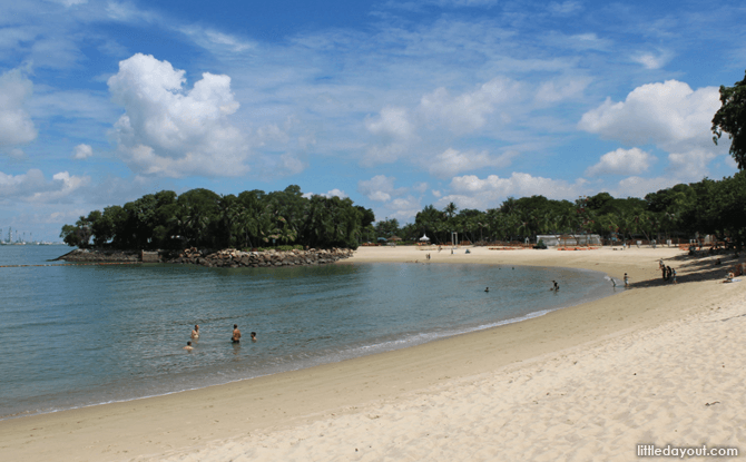Sentosa Beach Guide