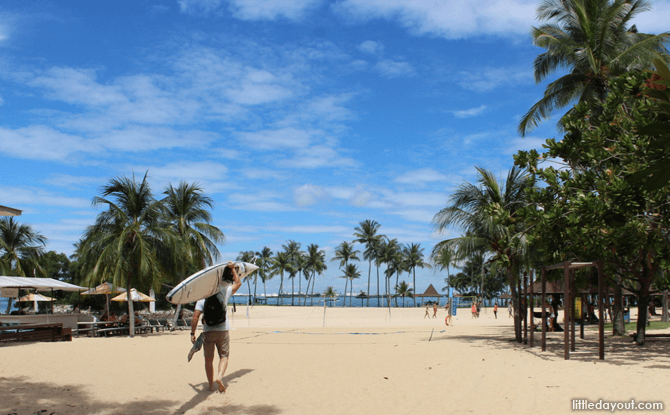 Beaches - Sentosa Points of Interest