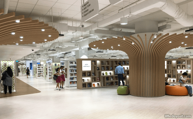 Bedok Public Library at Heartbeat@Bedok