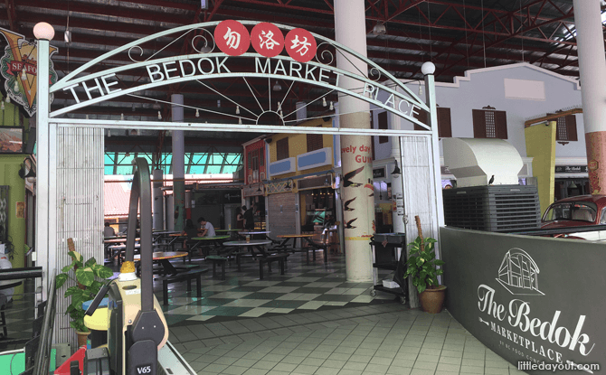 Simpang Bedok Marketplace