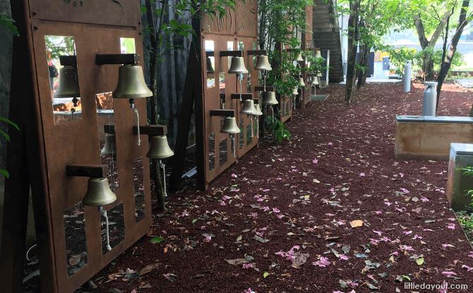 Bell Wall, Esplanade Park