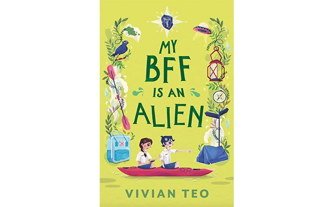 Parent Review: My BFF is an Alien