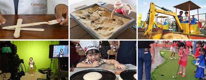 Big Little Boss for a Day - SAFRA Punggol Family Fiesta