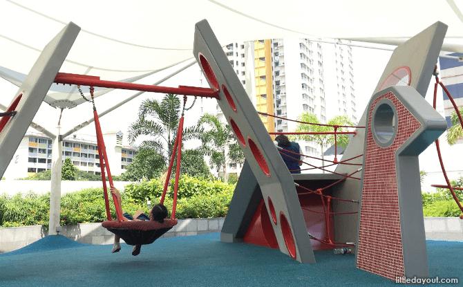 Sparrow Playground