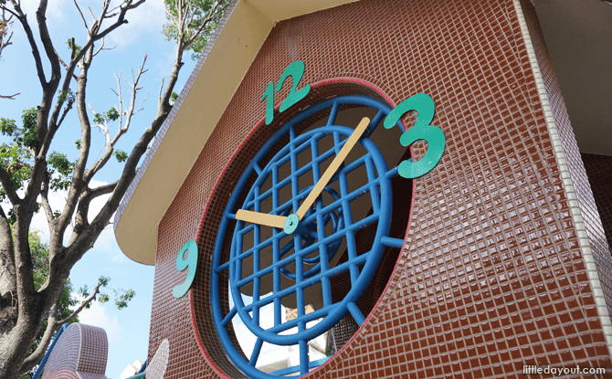 Bishan Clock Playground: Time To Play