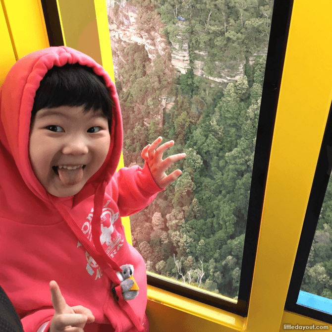 Blue Mountains - Visiting Sydney With Kids: Family-Friendly Things To Do At The Harbour City