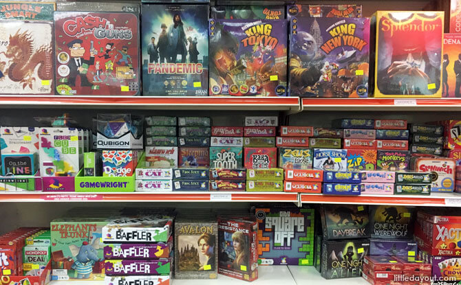 Where To Buy Board Games In Singapore: 5+ Places To Shop For Tabletop Games