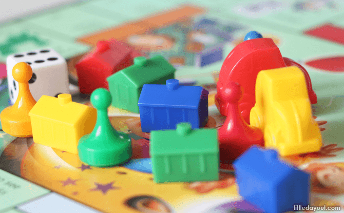 Fun Board Games for Family Time