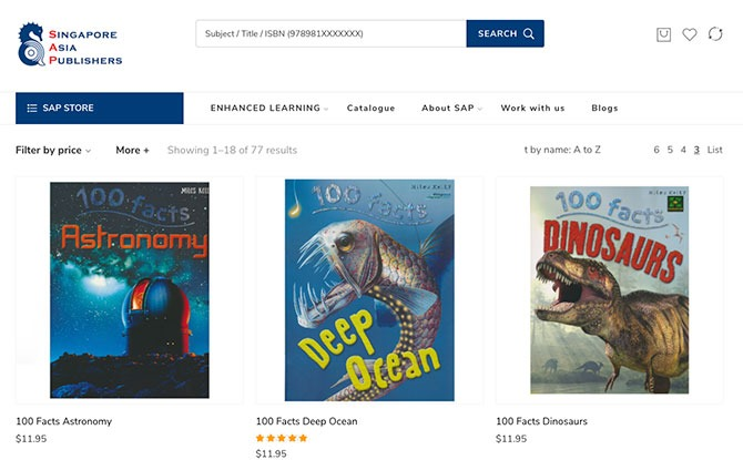 Singapore Asia Publishers Is Having 40% Off Selected Kid's Books Till 10 May 2021
