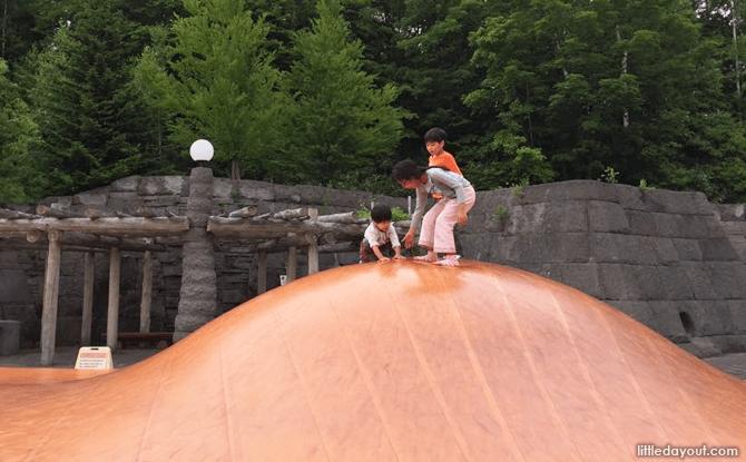 Takino Park, Hokkaido