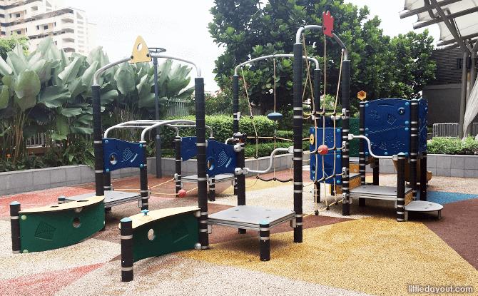 Bukit Panjang Plaza Rooftop Playground