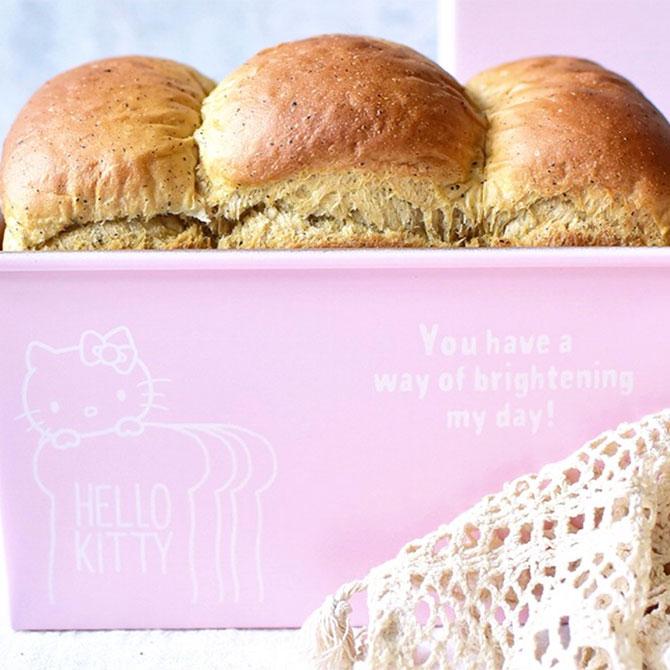 CHEFMADE Hello Kitty Bread Mould Box