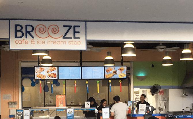 Breeze Café & Ice Cream Stop