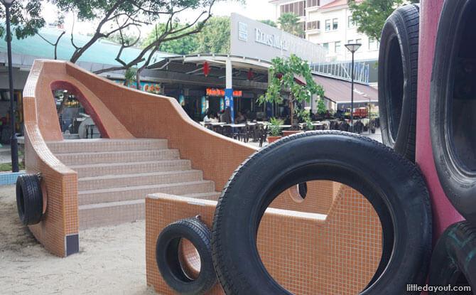 Pasir Ris bumboat playground