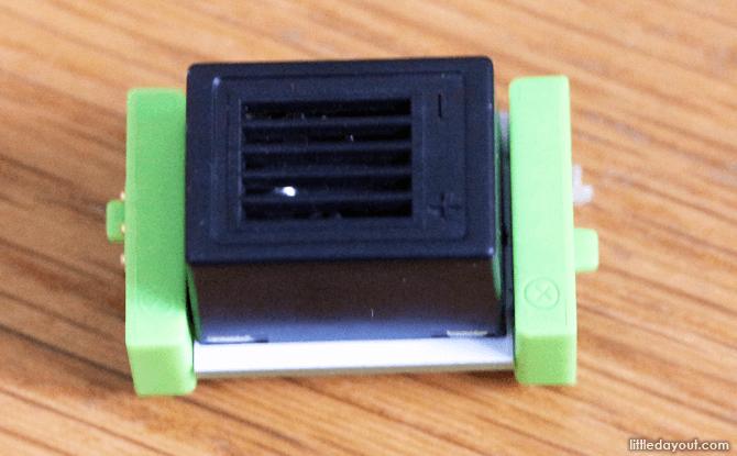 Buzzer output module