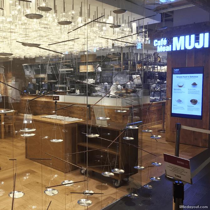 Cafe&Meal, Muji Cafe at Plaza Singapura