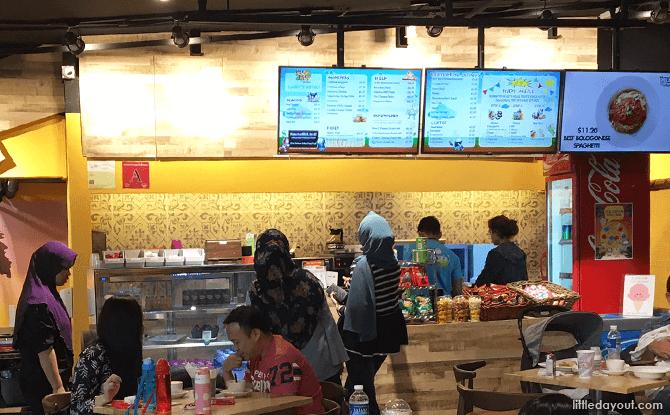 Cafe at Waka Waka