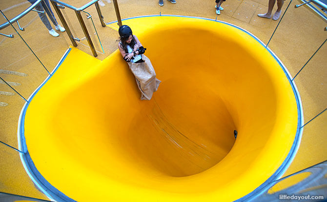 Canopy Park at Jewel Changi Airport - Best Playgrounds in Singapore 2019
