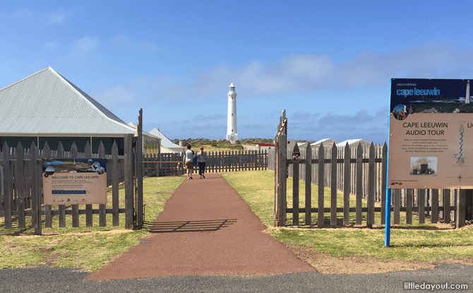 Cape Leeuwin and its lighthouse