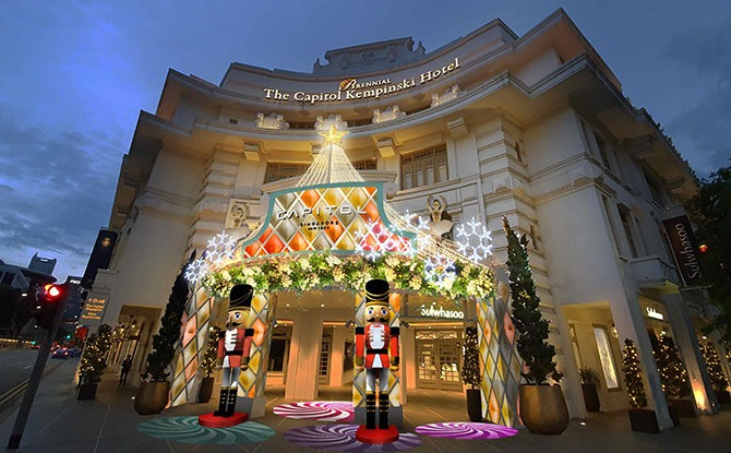 Shopping Mall School Holiday Activities in Singapore