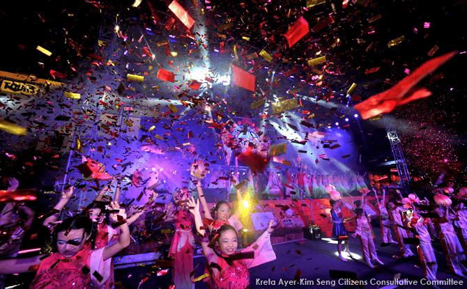 Chinatown Chinese New Year Opening Ceremony