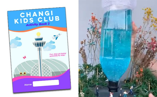 Changi Kids Club Book 2: How To Build A Rain Vortex And Other Activities
