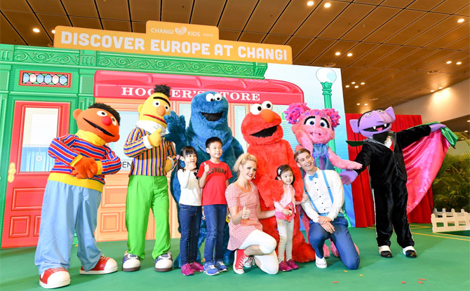 6 Things to Do at Changi Airport During The June School Holiday 2018