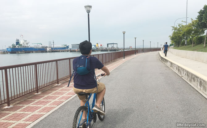 Cycling From Punggol to East Coast: A Ride Along The Singapore Coastline