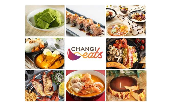 Changi Eats: Food Website To Order From Changi Airport & Jewel's Dining Outlets