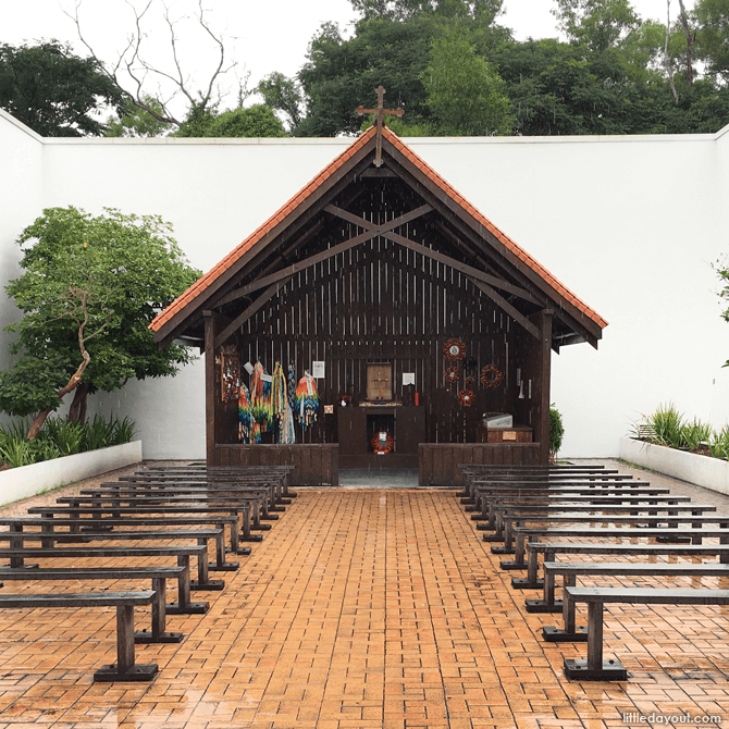The Changi Chapel, Singapore