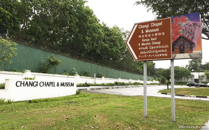 The Changi Museum, Singapore