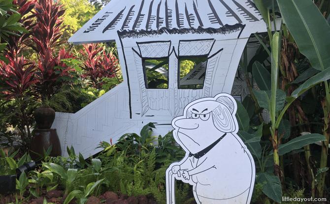 Balik Kampung Garden