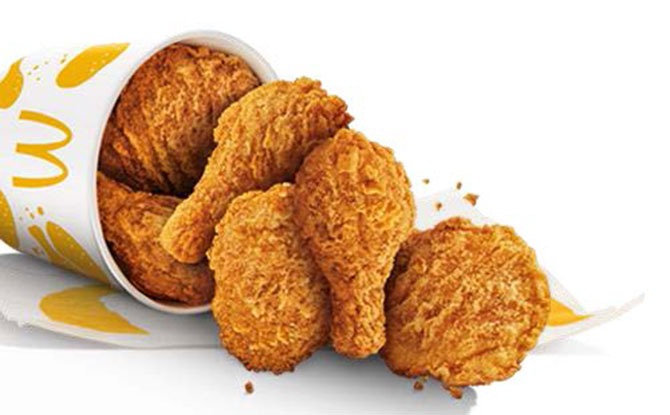 McDonald's Chicken McCrispy Added Permanently To Menu From 1 July 2021