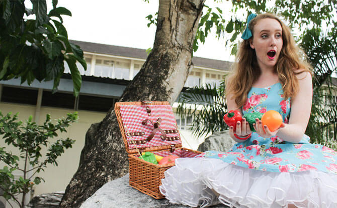 Performances at Children's Festival 2018 at Gardens by the Bay