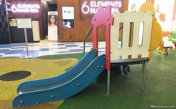 Children's Playground, Clementi Mall Level 5