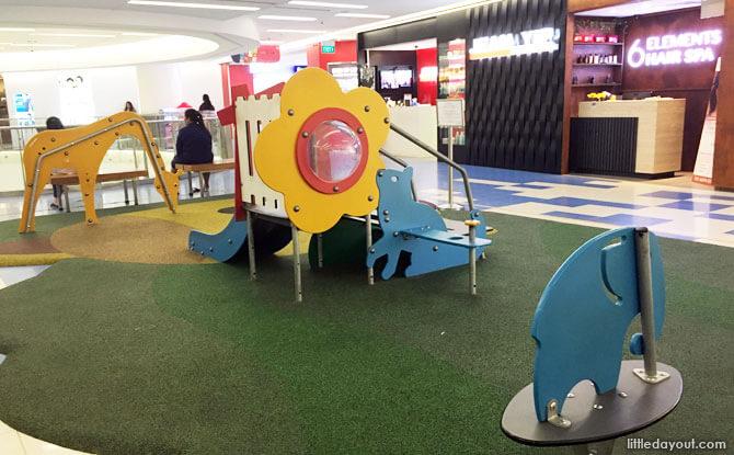 Clementi Mall Playground