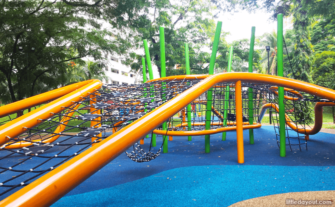 Bukit Batok West Avenue 8 Sensory Playground