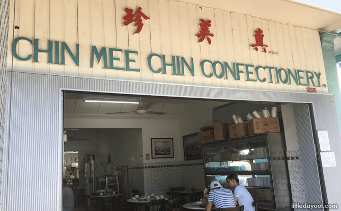 Chin Mee Chin Confectionary Singapore