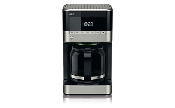 Braun K7120 Filter Drip Coffee Maker