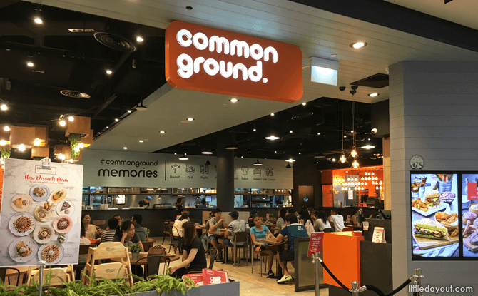 Commonground at Our Tampines Hub