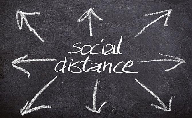 Social Distancing or Safe Distancing